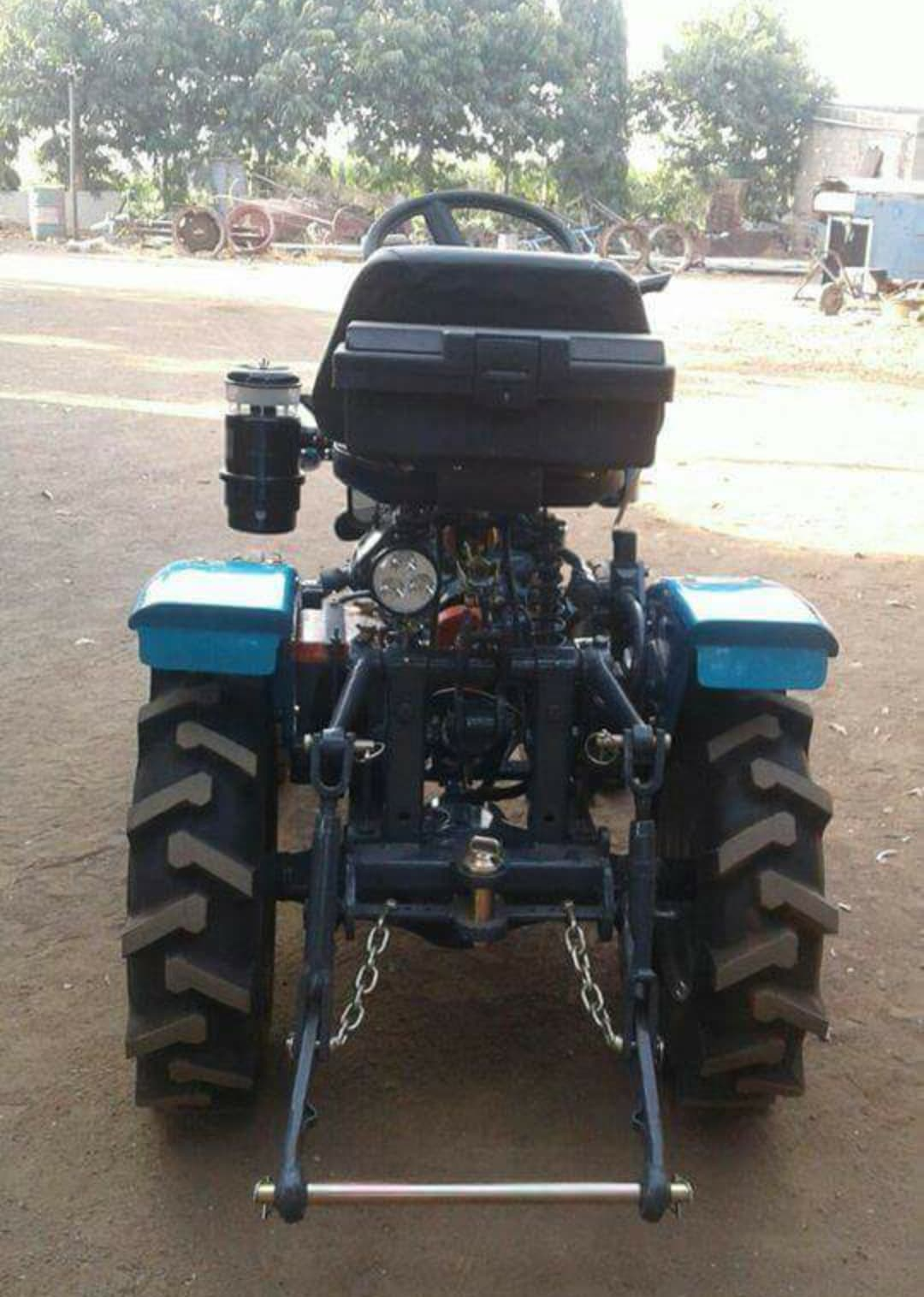 Nano tractor