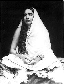 sharadadevi and swami vivekananda