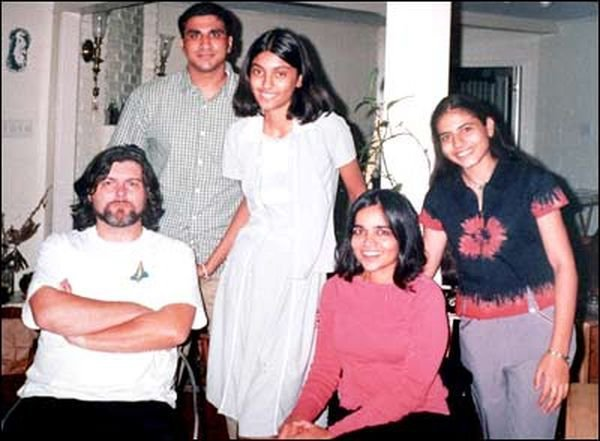 kalpana-chawala-family-photo