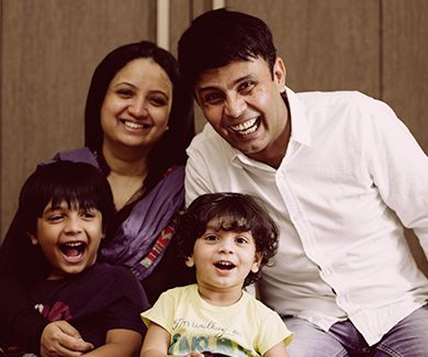 RJ-Naved-wife-and-children