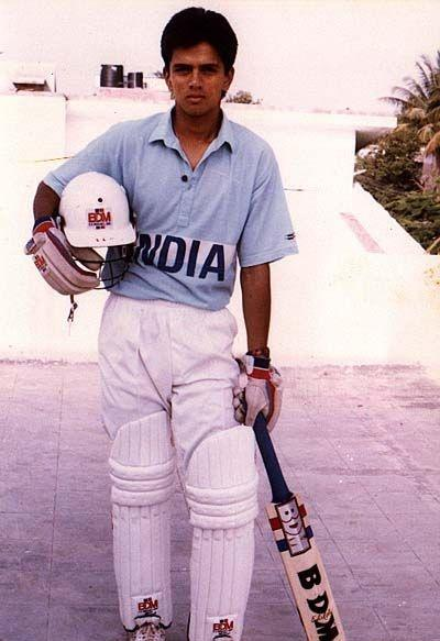 Rahul-dravid-childhood-photo