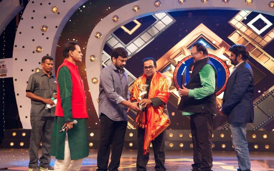 Brahnandam-awards